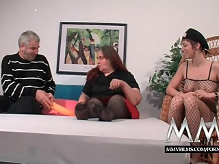 MMV Films German slut helping..