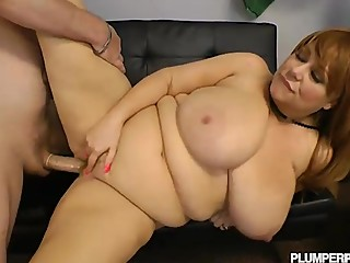 BBW Legend Samantha 38G Fucks..