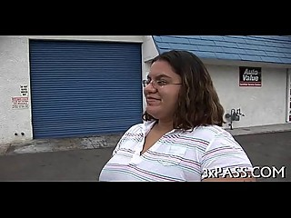 Big beautiful woman clips