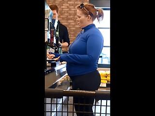 sexy chubby redhead mom.