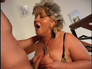 SEXY MOM n100 blonde mature bbw with a..