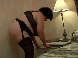 FRENCH MATURE 20 bbw mature mom..