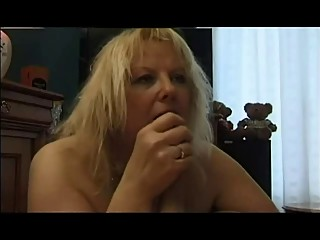 FRENCH MATURE 32 anal bbw mom..