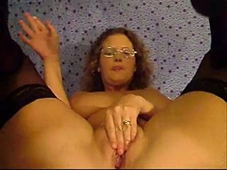MILF Devon Smoking Fetish Masturbation